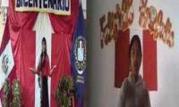 ESTUDIANTES DESTACARON EN ETAPA REGIONAL DE CONCURSO DE DISERTACIÓN SOBRE LA PROCLAMACIÓN DE LA INDEPENDENCIA DEL PERÚ.