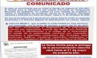 COMUNICA A LOS ACREEDORES DE DEUDAS DEL ESTADO GENERADA POR SENTENCIAS JUDICIALES 04-05-2021