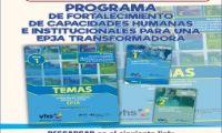 MATERIAL EDUCATIVO -PROGRAMA DE FORTALECIMIENTO DE CAPACIDADES HUMANAS E INSTITUCIONALES PARA UNA EPJA TRANSFORMADORA.