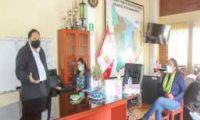 GOBERNADOR REGIONAL INAUGURA CAPACITACIÓN VIRTUAL SOBRE FORTALECIMIENTO DE COMPETENCIAS EN GESTIÓN DE AGUA Y SANEAMIENTO