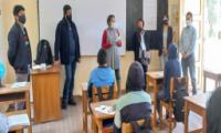 INSTITUCIONES EDUCATIVAS QUE RETORNARON A CLASES SEMIPRESENCIALES FUERON SUPERVISADAS POR LA DRE APURÍMAC.