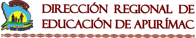 Dirección Regional de Educación Apurímac